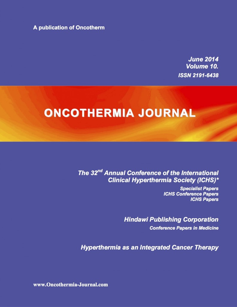 European Oncothermia Journal