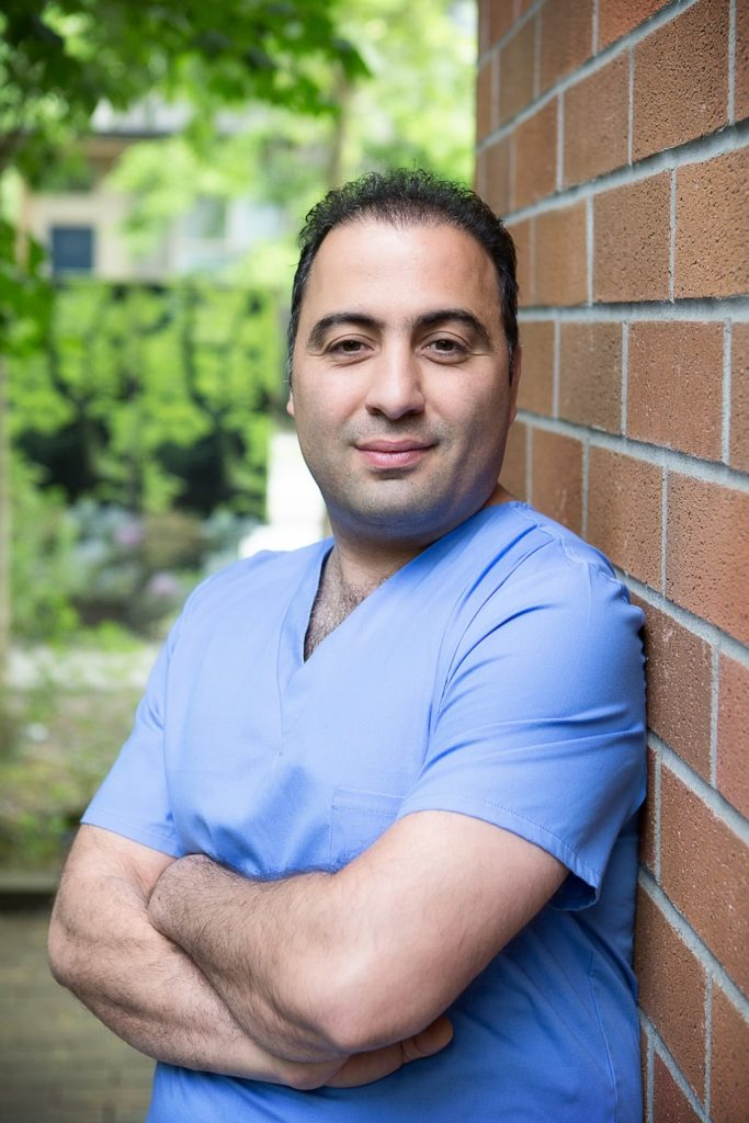 Ali Saeedi Nurse Physician Assistant-port-moody-health
