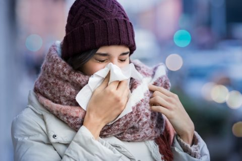 Your Top 5 Ways to Prevent the Cold & Flu this Holiday Season!