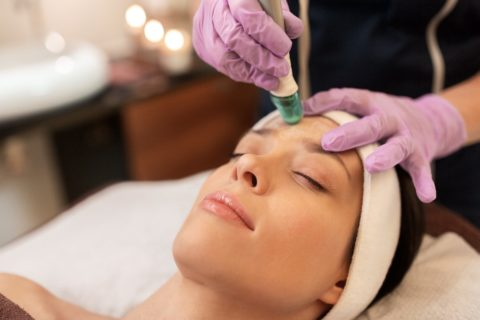 LED Microdermabrasion & Photofacial