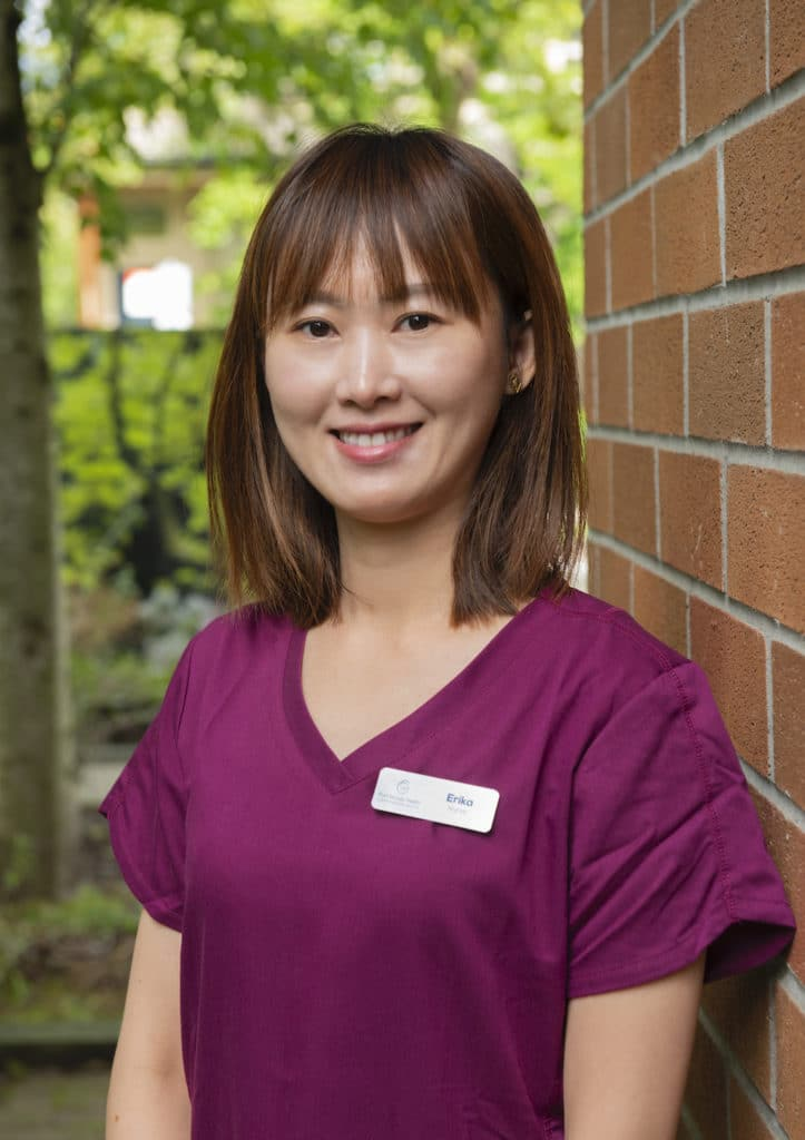 Erika Hsiao Nurse Physician Assistant