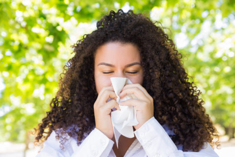 Natural Allergy Treatment