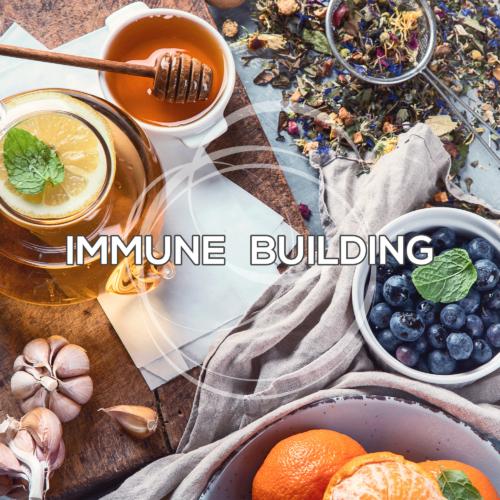 Immune-building