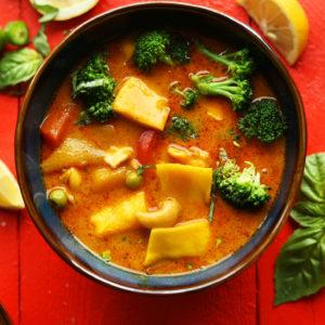 Port Moody Health Minimalist Baker Thai Yellow Coconut Curry