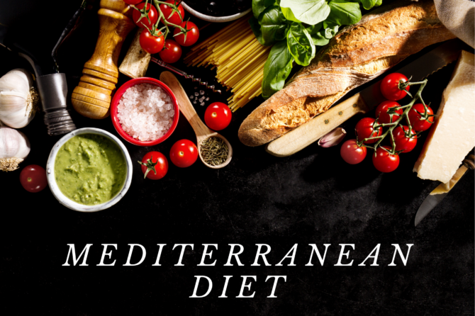 The Effect Of A Mediterranean Diet On Prostate Cancer Progression